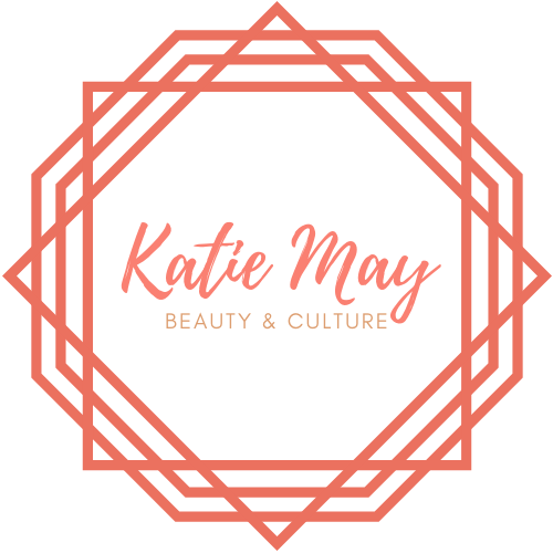 Katie May Blog Logo