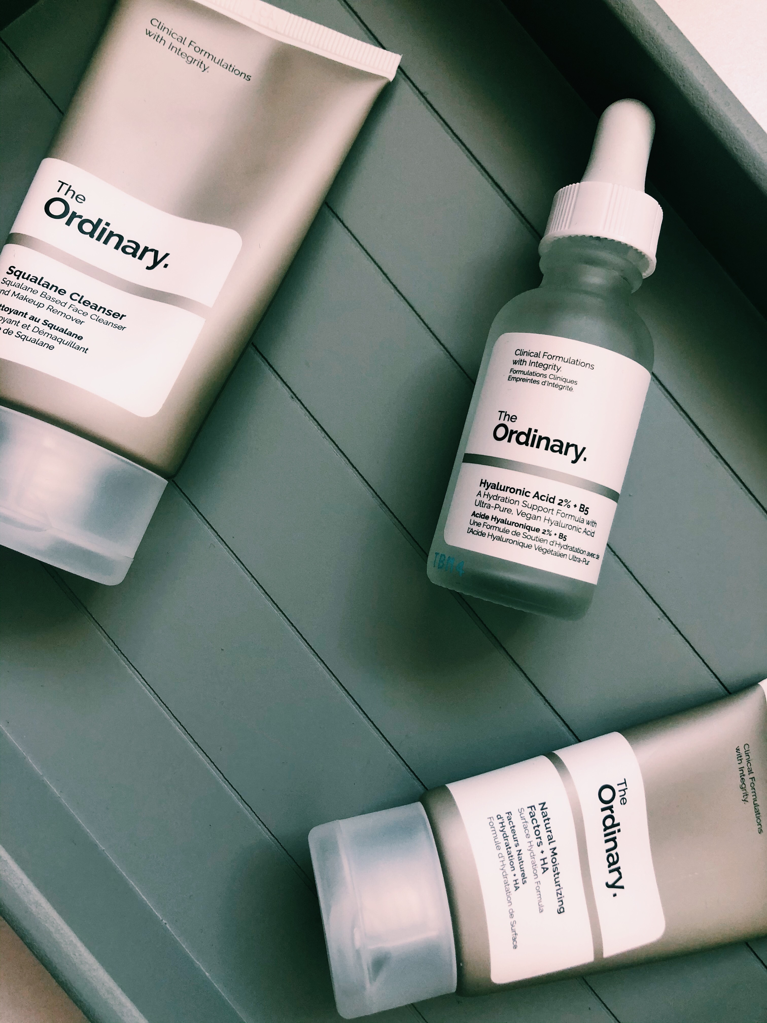 The Ordinary 'The Daily Set'